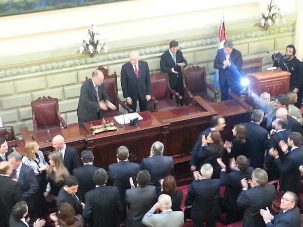 Thumbnail for Inauguración 132º período de sesiones ordinarias de la Legislatura