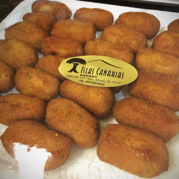 Chat Chow Tv On Twitter Our Favorite Croquetas For Breakfast
