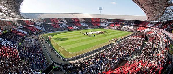 Feyenoord Unveil Plans For 196 Million New Stadium
