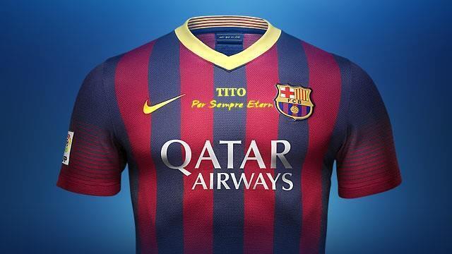 Барселона сыграет в специальных футболках в память о Виланове - изображение 1