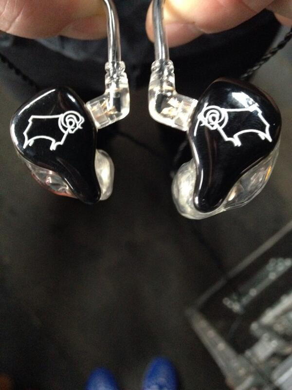 Got new in- ears @dcfcofficial , #wearederby #COYR #DNA http://t.co/b3Qvwyh6V2