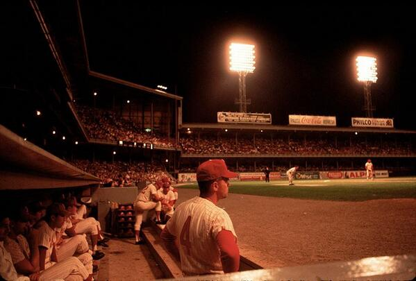 Baseball Photos On Twitter Quot Phillies At Shibe Park