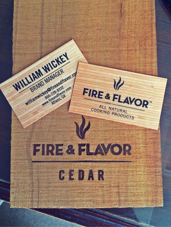 Williamwickey on twitter entbc western red cedar business cards williamwickey on twitter entbc western red cedar business cards for western red cedar grill planks fireflavor entmagazine httptr1k1yf2sl1 colourmoves