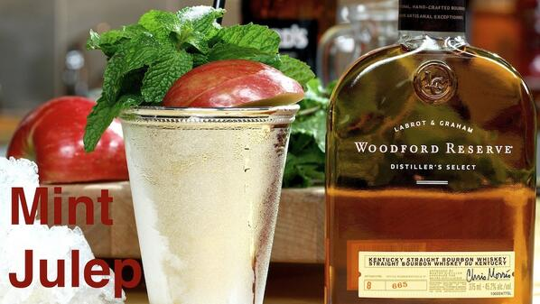 Kentucky Derby already?  @tipicularfixin with a perfect Mint Julep #recipe http://t.co/aOxUkR9ZwB @WoodfordReserve http://t.co/tU5XOVePQT