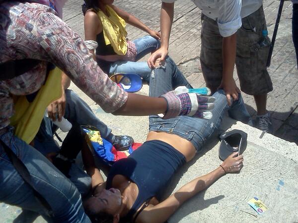 Thumbnail for ¡ATAQUE BRUTAL!: PNB reprime manifestación pacífica en Ciudad Bolívar #DíaDelTrabajador #1M