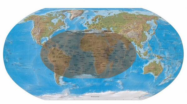 Terra Earth Map.Amazing Maps On Twitter Map Of Mars Overlaid Onto Map Of Earth