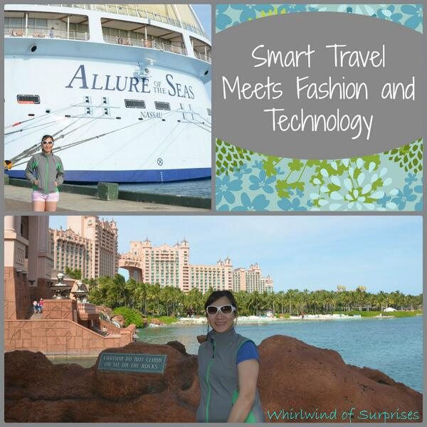 Smart Travel meets fashion and technology
