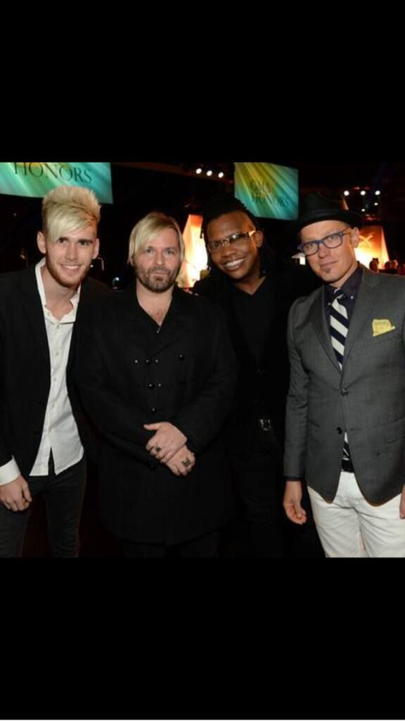 We've added a member-- @coltondixon @officialtobymac @Michaeltait7 http://t.co/r1d7NnxKbB