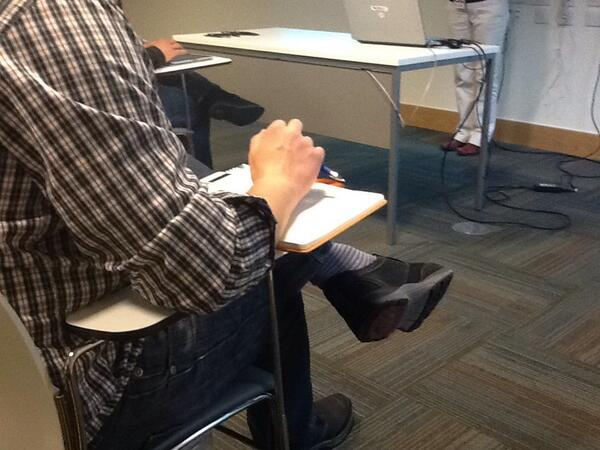 Observing @hopkinsdavid visual note taking #BbTLC2014 http://t.co/f1fpAa1wbr