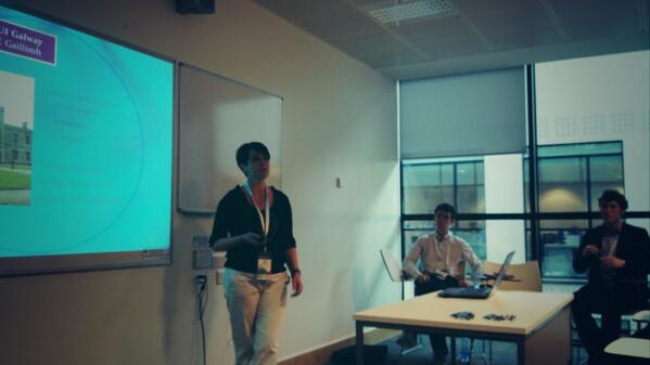 @sharonlflynn @F_Delahunty and Darren Kelly telling #BbTLC2014 about students developing campus apps http://t.co/kfomLHDLYn