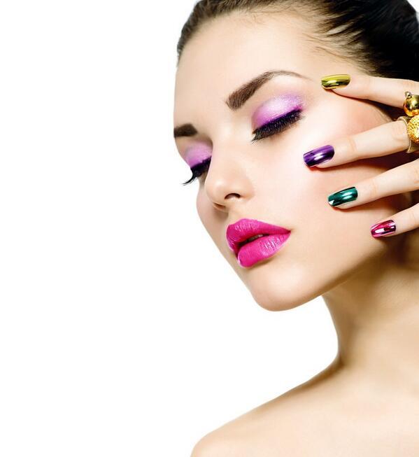 Fashion Beauty Model Girl Stock Image Image Of Manicured: Go Organic Nails (@GoOrganicNails)