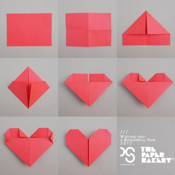 How To Make A Origami Ring Box