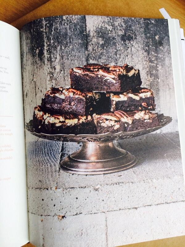 Pecan brownies in the new @GAILs_kitchen cookbook from @EburyPublishing http://t.co/zdnkbbxRNY