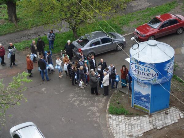 Возле здания СБУ в Луганске найден труп, - МВД - Цензор.НЕТ 2213