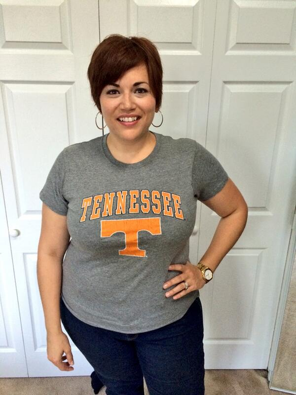 Graduating from college was one of the proudest days of my life. #ReachHigher #Vols #vol4life http://t.co/0zbjS8wStc