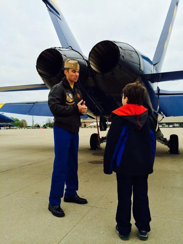 Blue Angels on Twitter:
