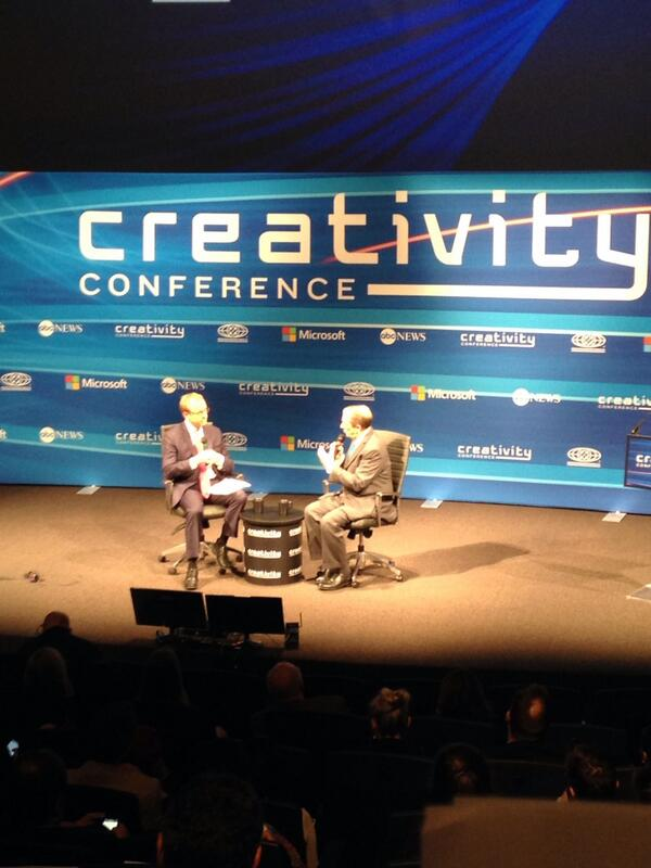 1-on-1 interview with @ABC's @jonkarl and House Judiciary Chairman @RepGoodlatte at #CreativityCon http://t.co/EsbKBSZtwv