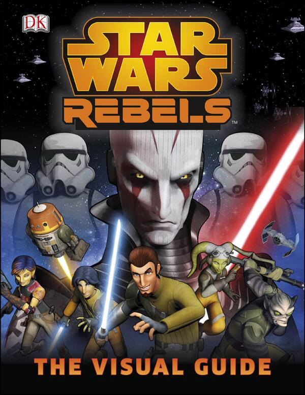 I am THRILLED to confirm that I am authoring DK's upcoming Star Wars Rebels: The Visual Guide http://t.co/ZK3lTJYYlD http://t.co/tVcTJlzkAO