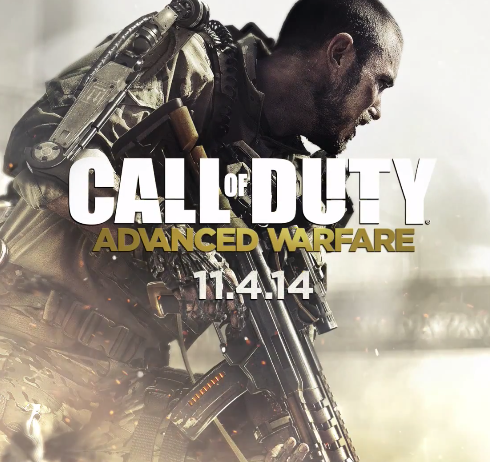 Only 185 days, 8 hours, 14 minutes until the release of #AdvancedWarfare but who's counting? http://t.co/cLBa2Cxx1b