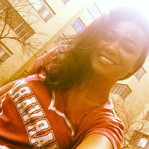 @FLOTUS Dreamers run the world! I'm so excited about our First Lady's new initiative. #ReachHigher #Crimson http://t.co/o57Scp8r0w