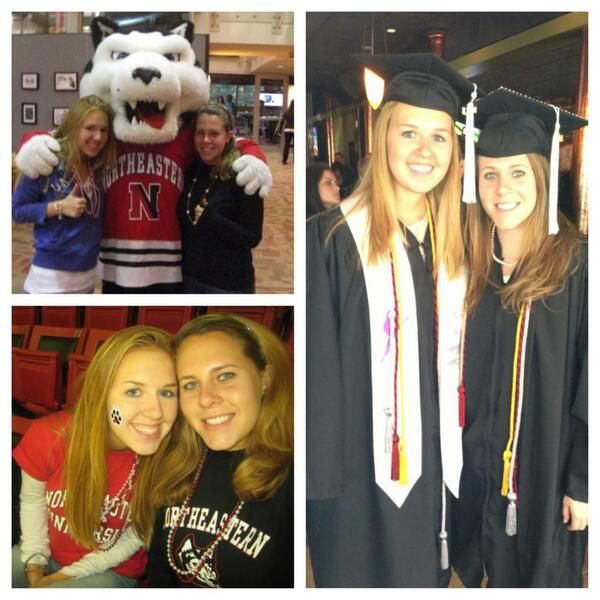 At @Northeastern we always #ReachHigher. I'm remembering my alma mater In honor of #NU2014 graduation today! @FLOTUS http://t.co/OINSndETPU