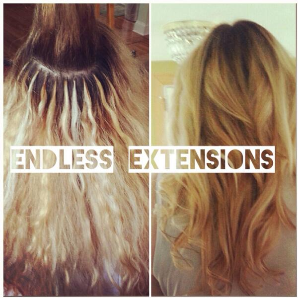 Monique Campbell On Twitter Follow Endless Extensions For Amazing