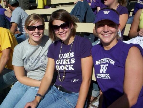 First in my fam to attend university! #ReachHigher w/ @FLOTUS higher education campaign. @UW #ktvu http://t.co/olP9oo6dHa
