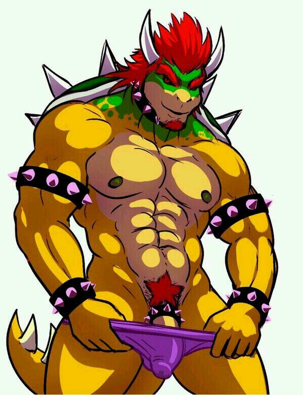 Naked Bowser Pictures 119