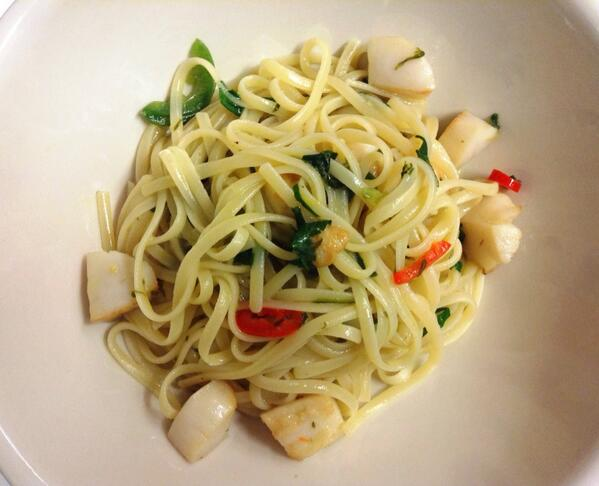 that s ramp scallop linguine and scallops over pasta with linguine ...