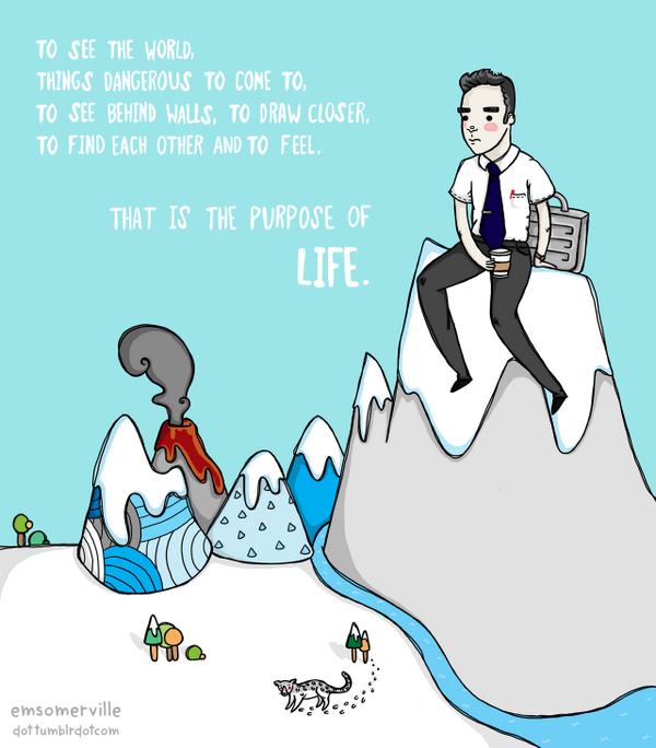 secret life of walter mitty short story pdf