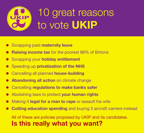 .@jreedmp @markjenk @UKLabour Some more reasons not to vote UKIP: http://t.co/ERZL1CPd82