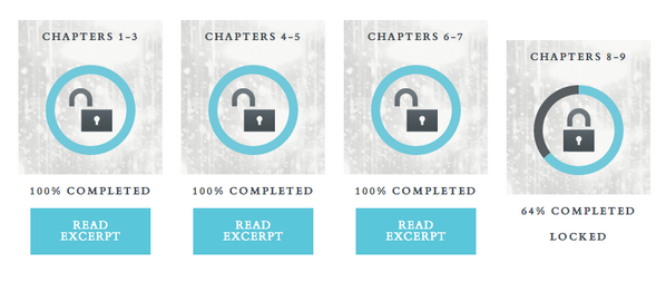 Keep sharing #UnlockTheOne for more chapters of THE ONE by @KieraCass! http://t.co/nEcdpy9scK http://t.co/L2WmULmB1H