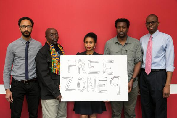 African Writers Call for the Release of Zone 9 Bloggers in Ethiopia  http://t.co/Y6NmDkfjq0 #FreeZone9Bloggers http://t.co/44ELMyic2y