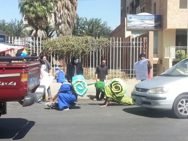 inicia #OpBabosa en #Cochabamba cc @adslbolivia http://t.co/ubc0RuntnN