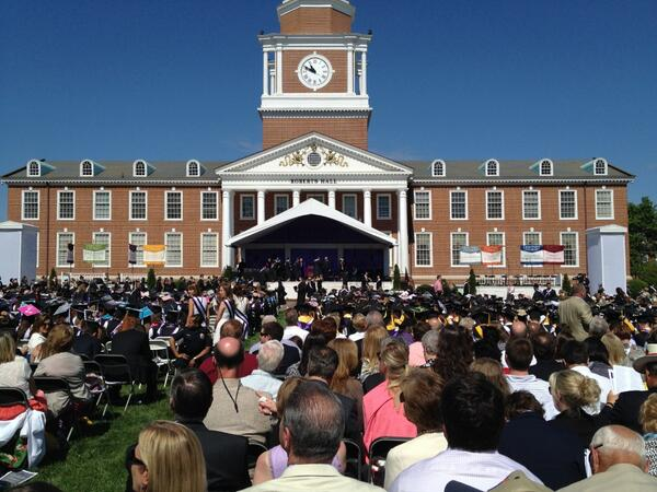 Congrats to my #1 daughter AND NEW COLLEGE GRAD @kelseyy316 !!! #HighPointUniversity http://t.co/iBesprGhgA