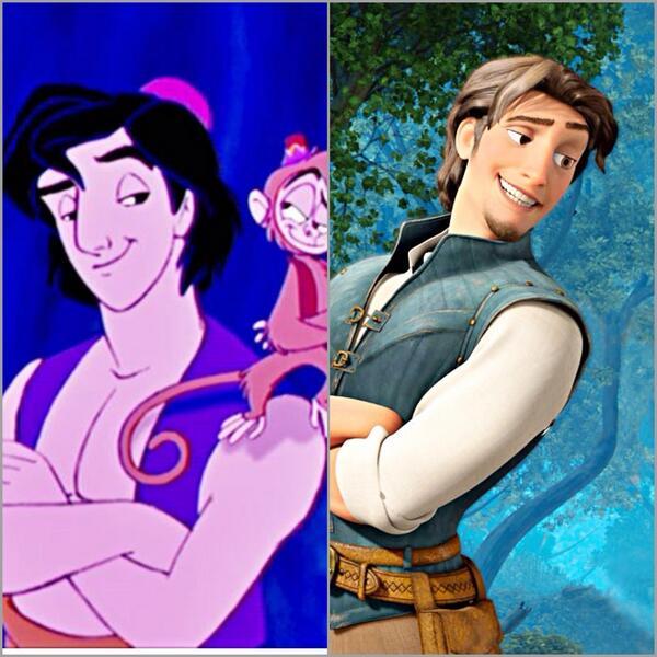 Aladdin & Flynn