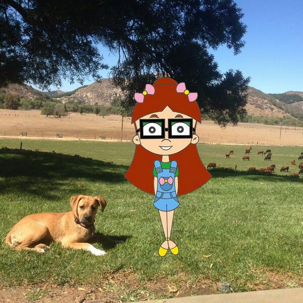 After a crazy week a Katie Kale is relaxing at The Ranch for some Gluten free / allergy free R&R. #glutenfree #food http://t.co/HeSzdarpEV