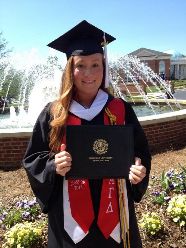 #HPUGrad2014 Congrats Hannah Flattery, you're amazing and inspiring! http://t.co/Fi5gUYFwk3