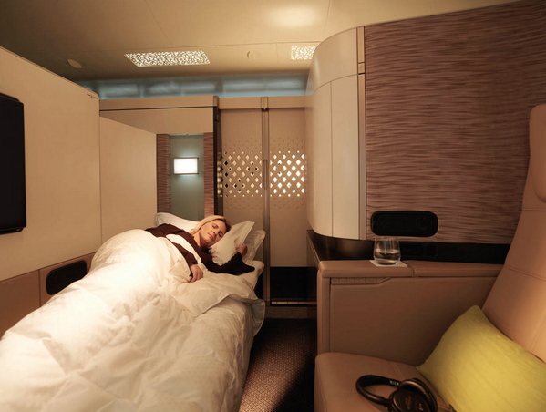 WOW: Etihad's new Airbus A380 first class suites revealed http://t.co/bLBntjsLB7 (via @TimBaelus) http://t.co/KY80Y7dpwL