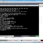 NetBSD/x68k on XM6i 0.42 on NetBSD/i386 6.1.4 on VirtualBox on Windows7