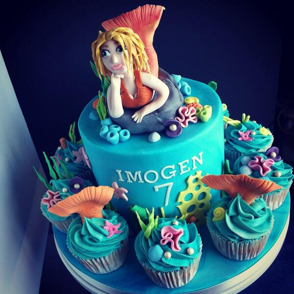 Helena Harford On Twitter Birthday Cake For A Seven Year Old Mako