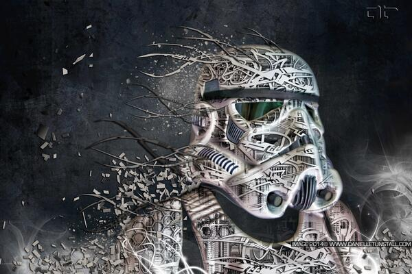 #MayThe4thBeWithYou Star Wars May the 4th #stormtrooper http://t.co/VgvTbtK73c