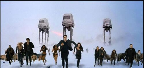 "Great Idea For Star Wars 7 Movie: ""Star Wars VS. Twilight! http://t.co/YUIrqNhRPf http://t.co/3mueV6I8WF"