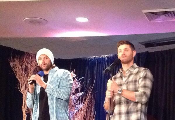Why haven't Sam and Dean ever come to DC.#dccon http://t.co/oEFMdLm9xf