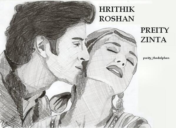 "Yes pls! ""@IyanAmjad: RT if you want to see Hrithik Roshan and Preity Zinta in a movie again. :) @HrithikRules @pzfc http://t.co/UL0Q1pWKQu"""