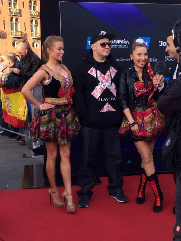 """Polonia 2014 >> Donatan & Cleo """"My Slowianie / Slavic Girls"""" - Página 3 BmzvcfpIQAAHXa0"""