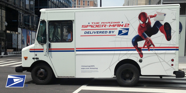 U S Postal Service On Twitter The Amazing Spider Man Trucks Continue To Make Earances Across Us Amazingusps Http T Co Tkj8utudrp