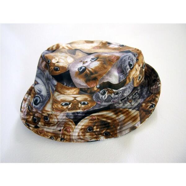 Vans Cat Bucket Hat