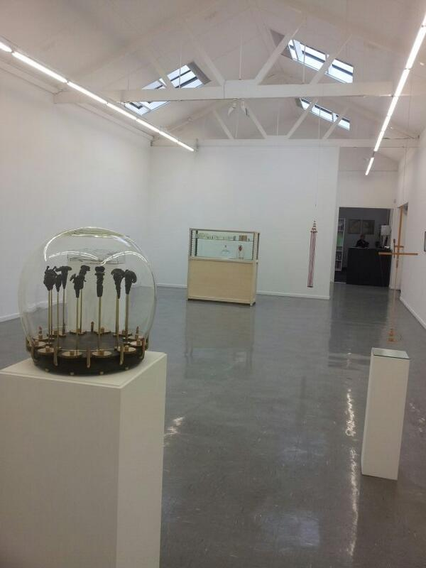 Sutton Gallery's Ruth Hutchinson show #Melbourne http://t.co/JRd6tcjBvm