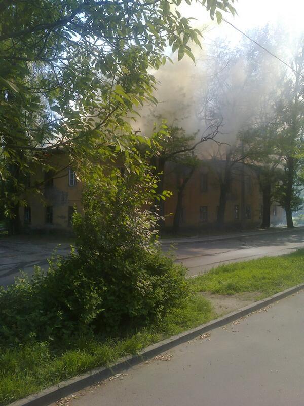 Минобороны о ситуации в Славянске: Боевики оборудовали огневые точки в жилых домах и провоцируют силовиков на встречную стрельбу - Цензор.НЕТ 8258